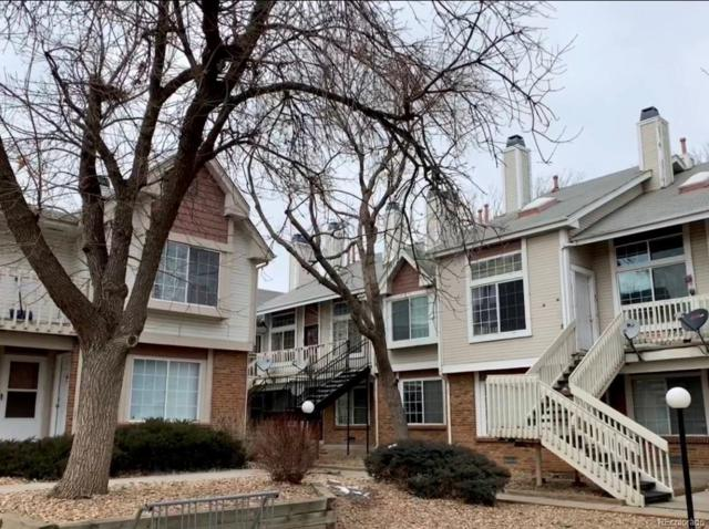 165 S Sable Boulevard R23, Aurora, CO 80012 (#7486265) :: 5281 Exclusive Homes Realty