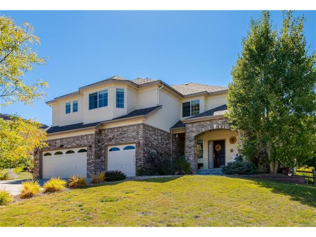 19180 W 53rd Loop, Golden, CO 80403 (MLS #7486302) :: 8z Real Estate