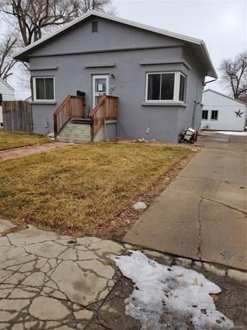 426 Park Street, Fort Morgan, CO 80701 (#7486487) :: Wisdom Real Estate