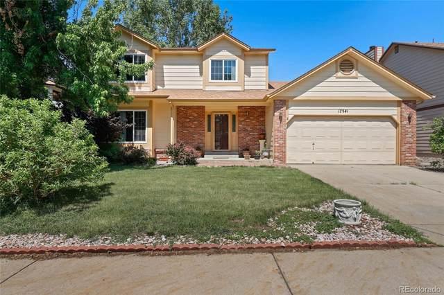 17541 E Wesley Place, Aurora, CO 80013 (#7486493) :: Wisdom Real Estate