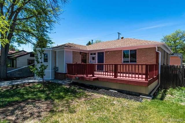 1741 Xenia Street, Denver, CO 80220 (#7486881) :: Wisdom Real Estate