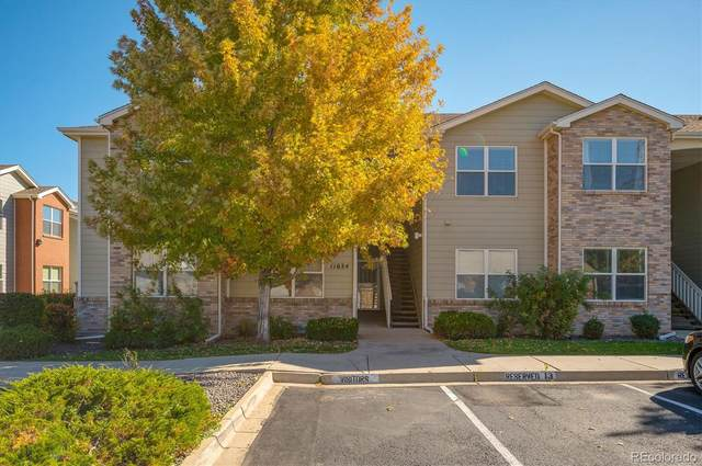 11624 W 62nd Place #101, Arvada, CO 80004 (#7486954) :: The DeGrood Team