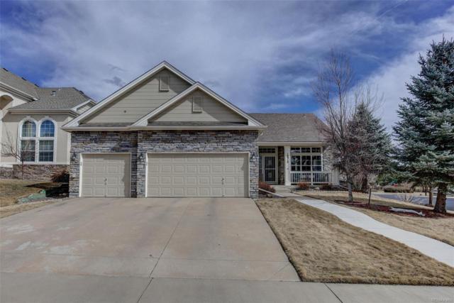 10910 Eagle Run Drive, Parker, CO 80138 (MLS #7486977) :: 8z Real Estate