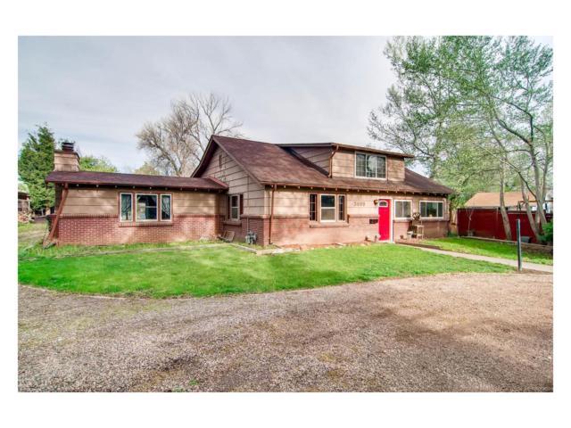 3699 Teller Street, Wheat Ridge, CO 80033 (MLS #7486992) :: 8z Real Estate