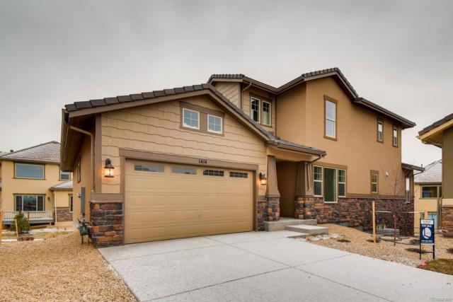 1414 Skyline Drive, Erie, CO 80516 (#7487305) :: Sellstate Realty Pros