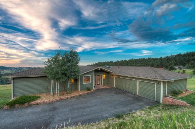 24107 Genesee Trail Road, Golden, CO 80401 (#7487457) :: The City and Mountains Group