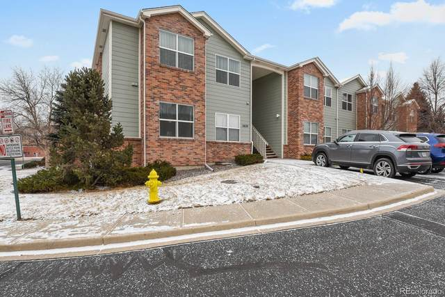 11620 W 62nd Place #101, Arvada, CO 80004 (#7487568) :: The Harling Team @ HomeSmart