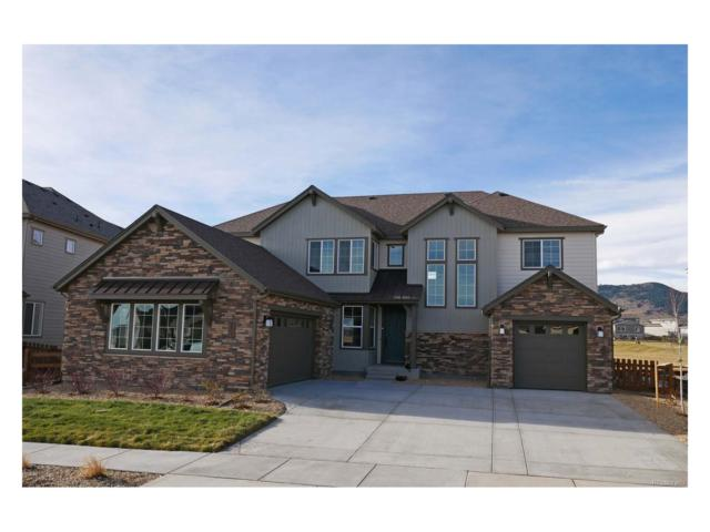 19722 W 94th Place, Arvada, CO 80007 (#7487658) :: The Umphress Group
