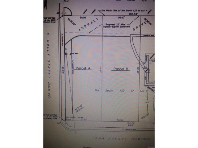 5611 E Iowa Avenue, Denver, CO 80224 (MLS #7487667) :: 8z Real Estate