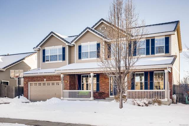 2942 E 136th Place, Thornton, CO 80602 (#7487699) :: The Peak Properties Group