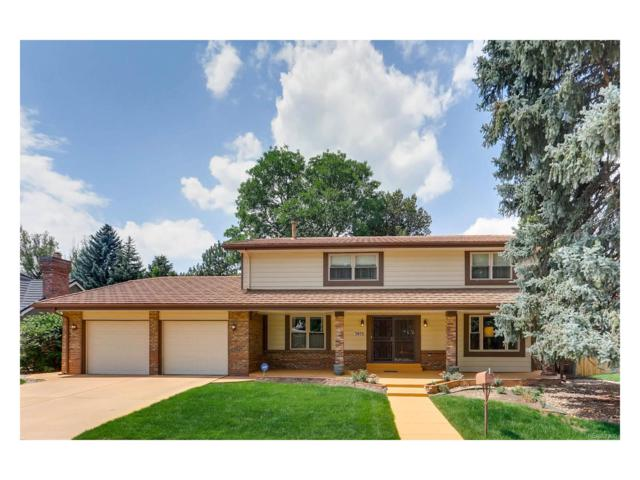 3953 S Olive Street, Denver, CO 80237 (MLS #7488004) :: 8z Real Estate