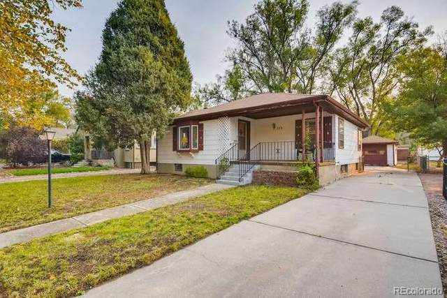 715 N Institute Street, Colorado Springs, CO 80903 (MLS #7488183) :: Kittle Real Estate
