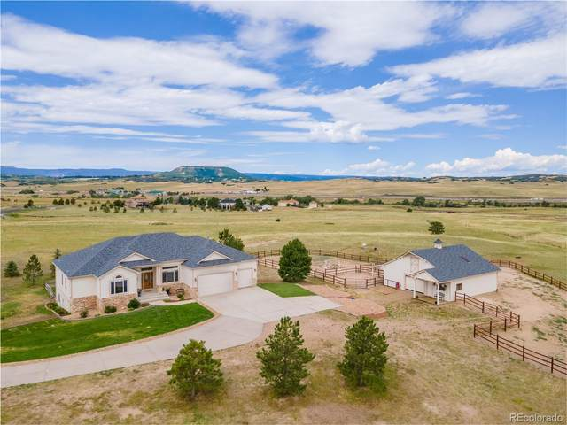 757 Glade Gulch Road, Castle Rock, CO 80104 (#7488540) :: The DeGrood Team