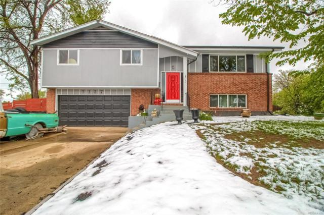 1127 W 102nd Avenue, Northglenn, CO 80260 (MLS #7488688) :: 8z Real Estate