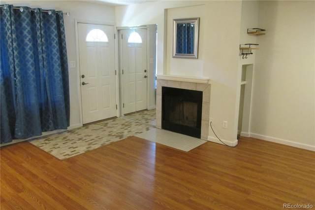 532 Oakwood Drive D106, Castle Rock, CO 80104 (#7488692) :: HomeSmart Realty Group