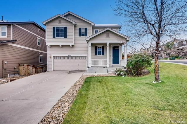 3045 Open Sky Way, Castle Rock, CO 80109 (MLS #7489334) :: 8z Real Estate