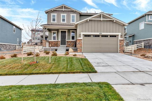 6914 S Shady Grove Court, Aurora, CO 80016 (#7489497) :: The Harling Team @ Homesmart Realty Group
