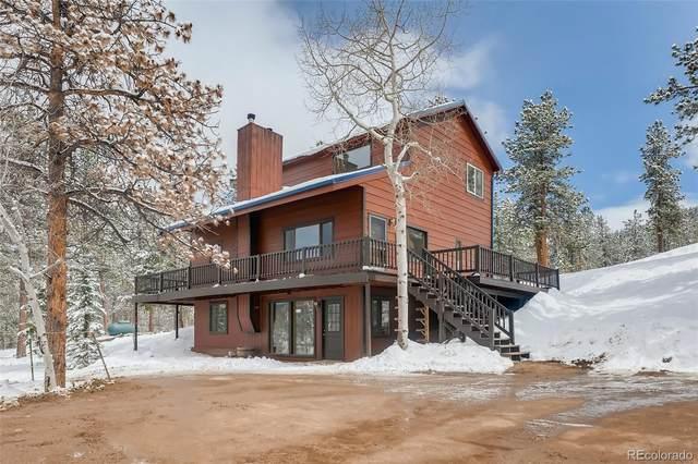 528 County Road 1034, Bailey, CO 80421 (#7489570) :: Colorado Home Finder Realty