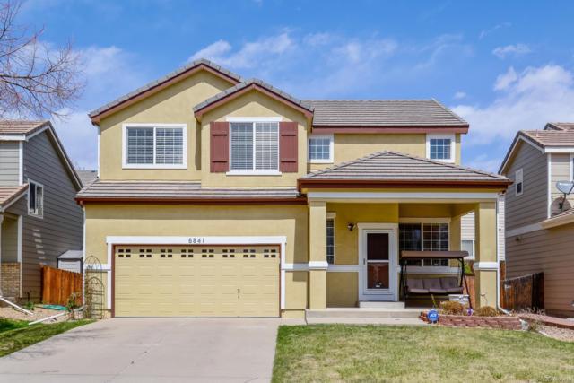 6841 W Remington Place, Littleton, CO 80128 (#7489577) :: The Pete Cook Home Group