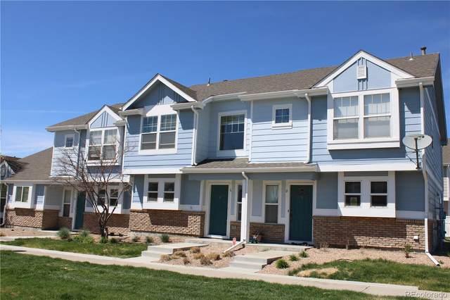 19075 E 57th Avenue C, Denver, CO 80249 (#7490266) :: HomeSmart