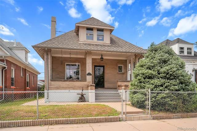 531 S Lincoln Street, Denver, CO 80209 (#7490585) :: Sultan Newman Group