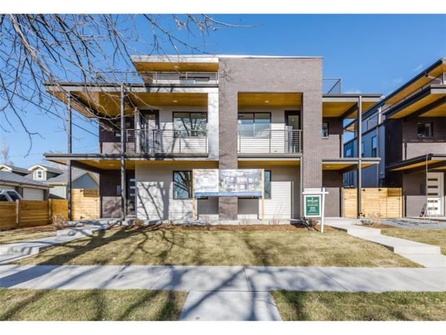 3201 W 25th Avenue, Denver, CO 80211 (#7490609) :: The City and Mountains Group
