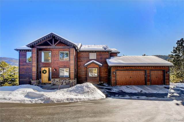 7374 Heiter Hill Drive, Evergreen, CO 80439 (#7490823) :: The Brokerage Group