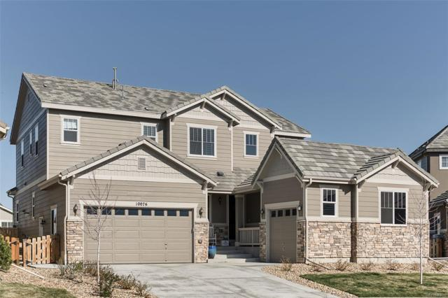 10076 Glenayre Court, Parker, CO 80134 (#7491083) :: The Pete Cook Home Group