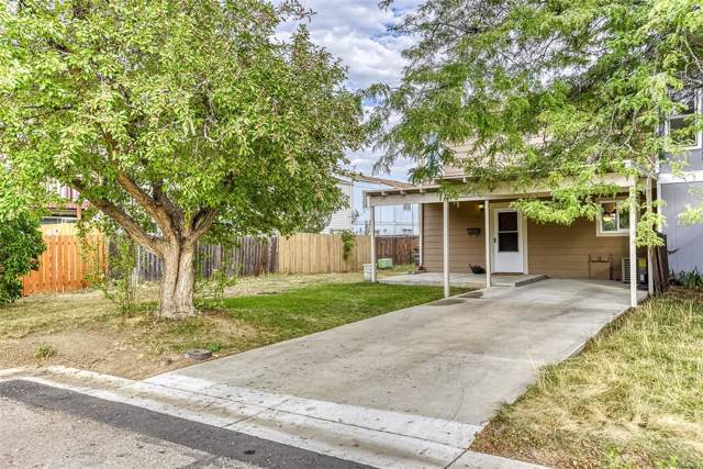 713 Arrow Court, Lafayette, CO 80026 (#7491146) :: The Heyl Group at Keller Williams