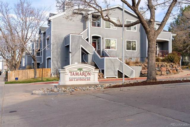 8500 E Jefferson Avenue 17A, Denver, CO 80237 (MLS #7491231) :: 8z Real Estate