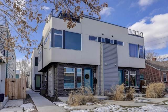 1385 Xavier Street, Denver, CO 80204 (#7491366) :: Bring Home Denver with Keller Williams Downtown Realty LLC