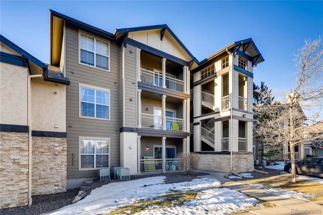 7499 S Quail Circle #1016, Littleton, CO 80127 (#7491551) :: The DeGrood Team