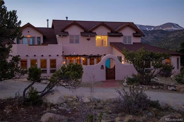 33515 Mt Harvard Circle, Buena Vista, CO 81211 (#7491598) :: Venterra Real Estate LLC