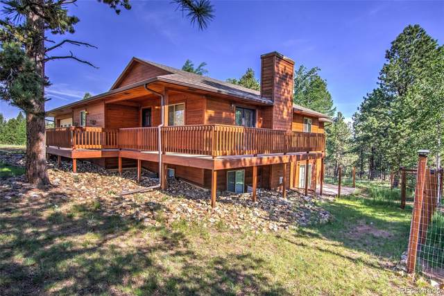 79 Bison Lane, Florissant, CO 80816 (#7492948) :: The Margolis Team