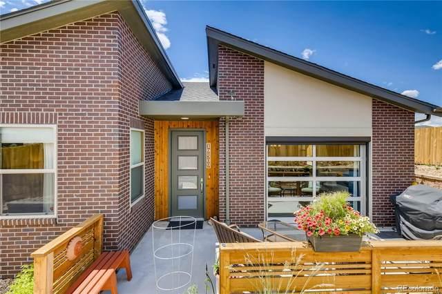 19509 E Sunset Circle, Centennial, CO 80015 (MLS #7493235) :: 8z Real Estate