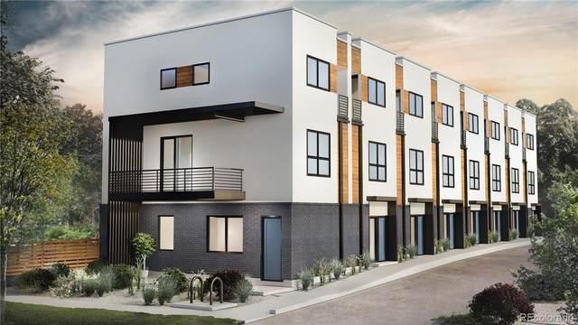 3222 W 19th Avenue #7, Denver, CO 80204 (MLS #7493248) :: 8z Real Estate