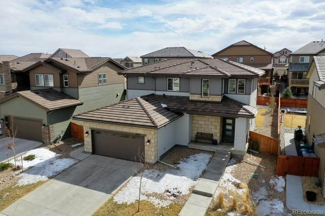 14272 Mosaic Avenue, Parker, CO 80134 (#7493312) :: The DeGrood Team