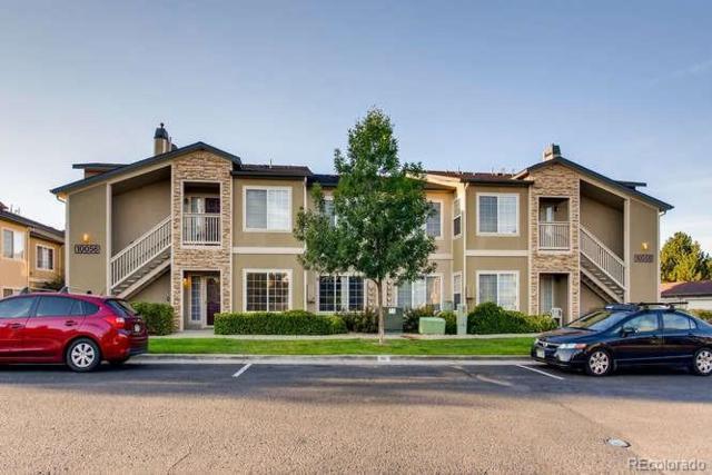 10056 E Carolina Place #102, Aurora, CO 80247 (#7493448) :: Wisdom Real Estate