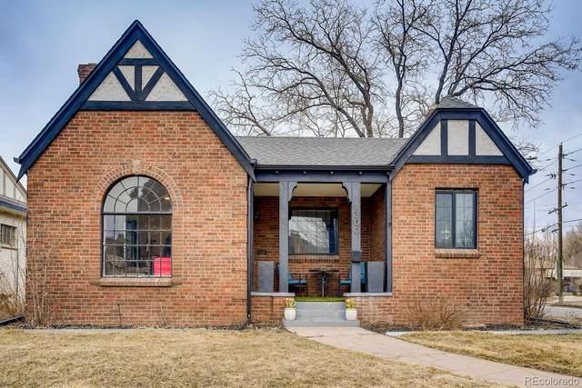 1300 Glencoe Street, Denver, CO 80220 (#7493578) :: Wisdom Real Estate