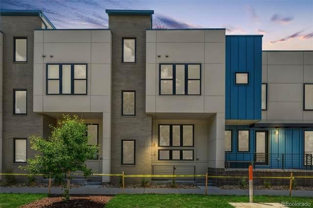 4384 W 29th Avenue, Denver, CO 80212 (#7493707) :: Finch & Gable Real Estate Co.
