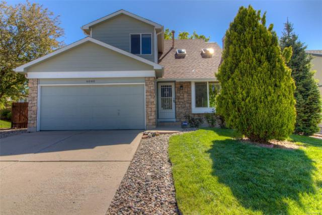 6040 S Oak Way, Littleton, CO 80127 (#7493863) :: Sellstate Realty Pros