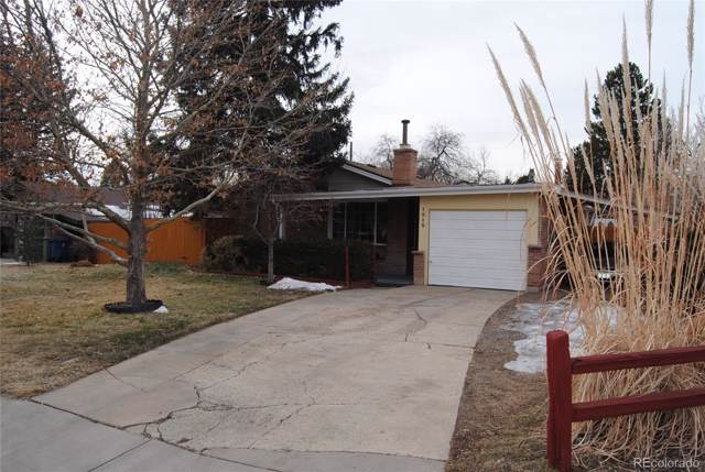 1515 S Quay Drive, Lakewood, CO 80232 (#7494093) :: True Performance Real Estate