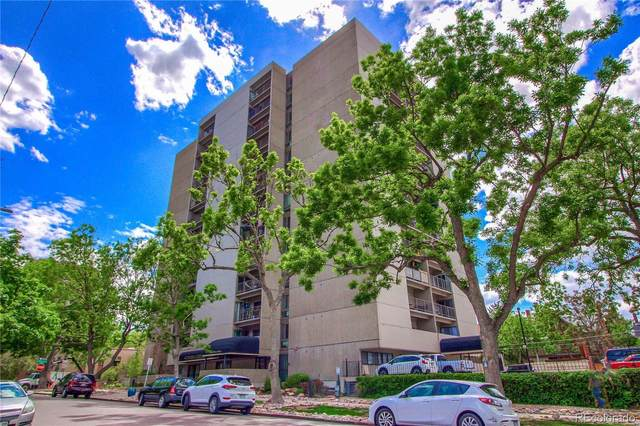 1433 N Williams Street #502, Denver, CO 80218 (MLS #7494136) :: Neuhaus Real Estate, Inc.