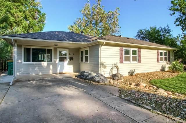 6419 S Windermere Street, Littleton, CO 80120 (MLS #7494225) :: Wheelhouse Realty
