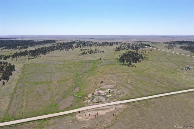 0001 County Road 73, Calhan, CO 80808 (MLS #7494513) :: 8z Real Estate