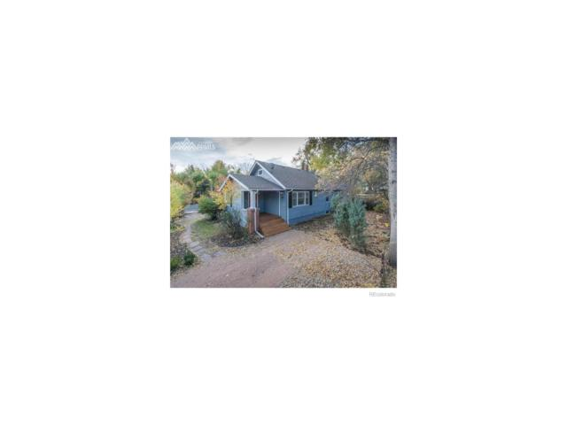 25 E Cheyenne Road, Colorado Springs, CO 80906 (#7494755) :: The Peak Properties Group