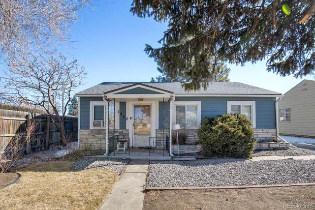 1900 S King Street, Denver, CO 80219 (#7494856) :: The Griffith Home Team