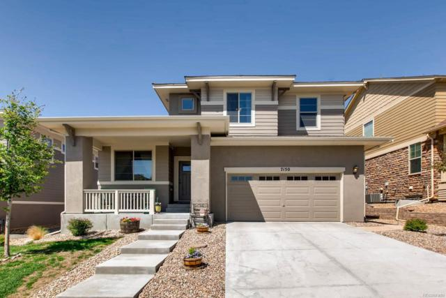 7150 S Robertsdale Way, Aurora, CO 80016 (#7495334) :: The Galo Garrido Group