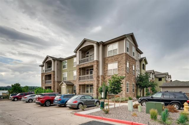 1561 Olympia Circle #308, Castle Rock, CO 80104 (#7495629) :: The Healey Group