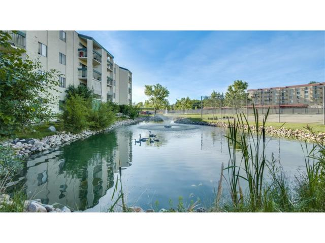 7770 W 38th Avenue #309, Wheat Ridge, CO 80033 (#7495970) :: Aspen Real Estate